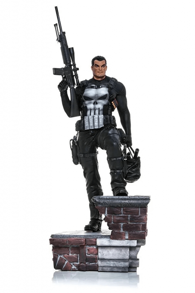 Action Figure The Punisher O Justiceiro
